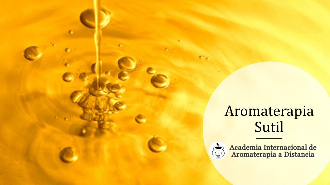 Aromaterapia Sutil