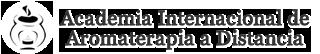Academia Internacional de Aromaterapia a Distancia Logo